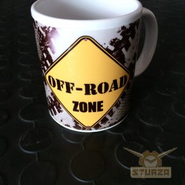Off Road zone bögre