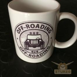 Off Roading bögre