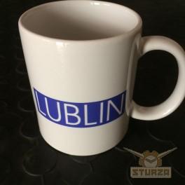 Lublin logo bögre