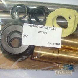 Gazella függő javító készlet 4*2